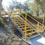 Defender Staircase Outdoor
